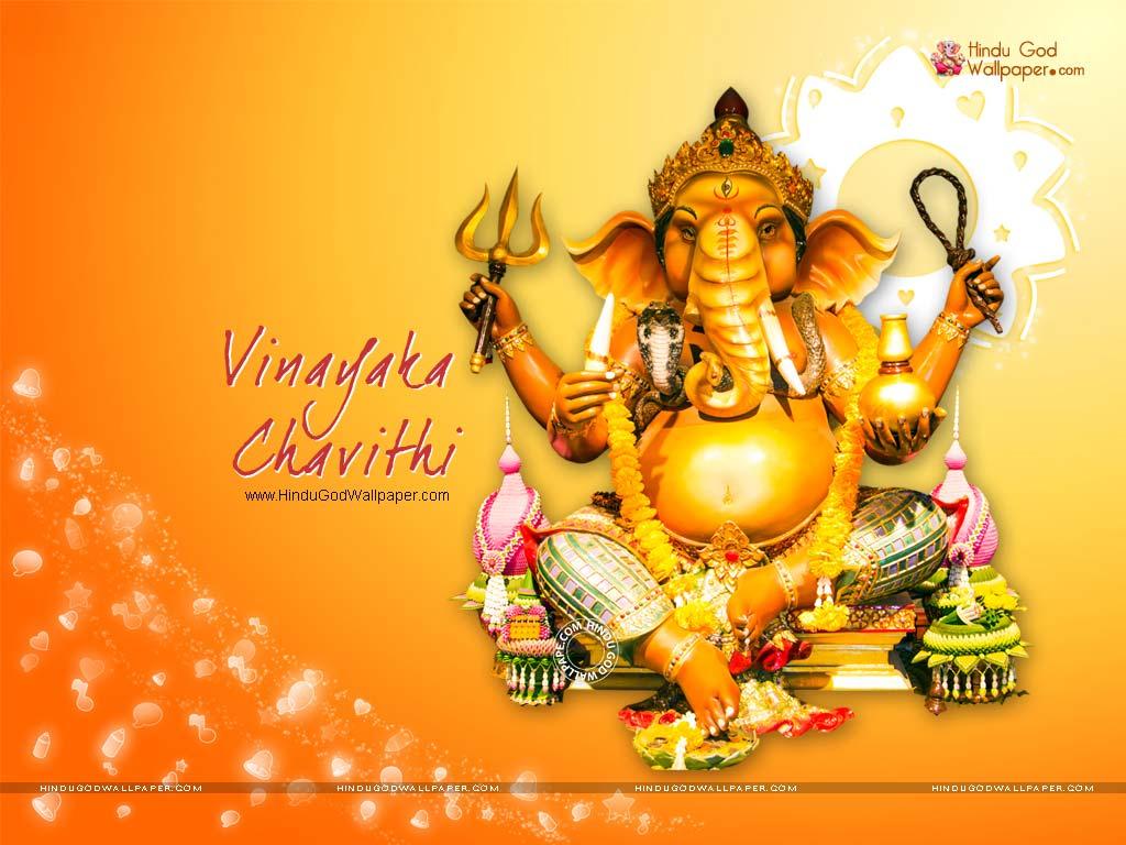 Vinayaka Chavithi Wallpapers Images Photos Free Download