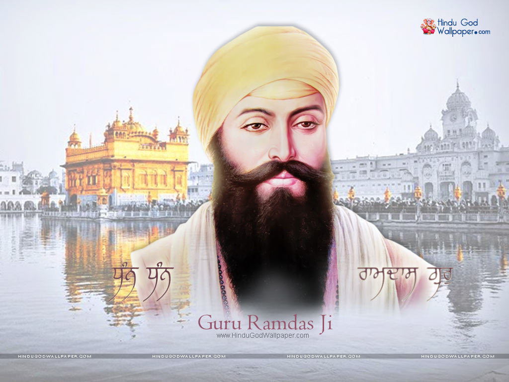 guru ram das gurpurab wallpapers