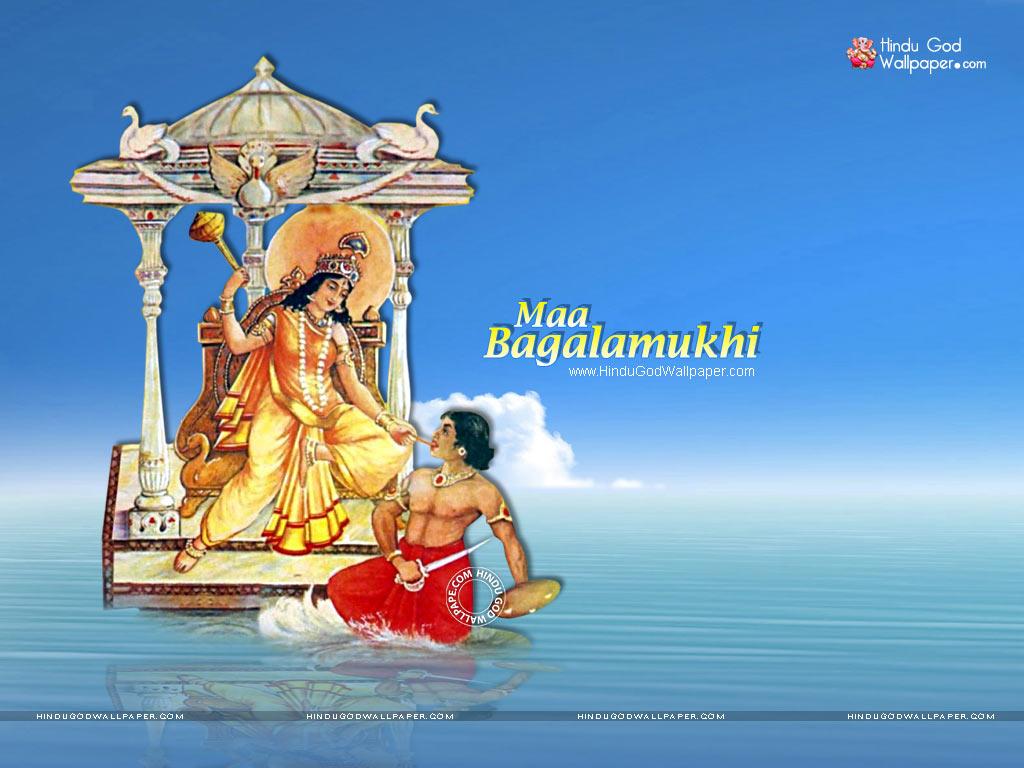 maa baglamukhi wallpaper