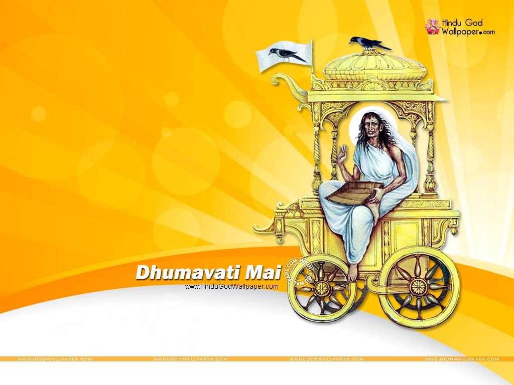 maa dhumavati wallpaper