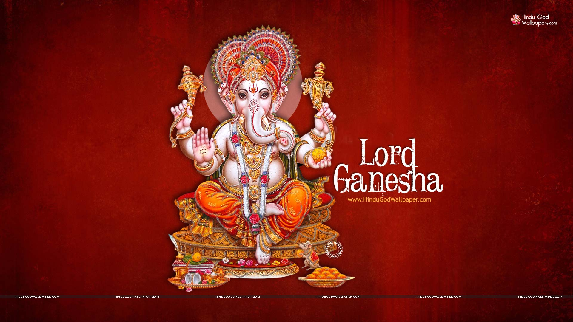 1080p Lord Ganesha Hd Wallpaper Full Size 1920x1080 Download