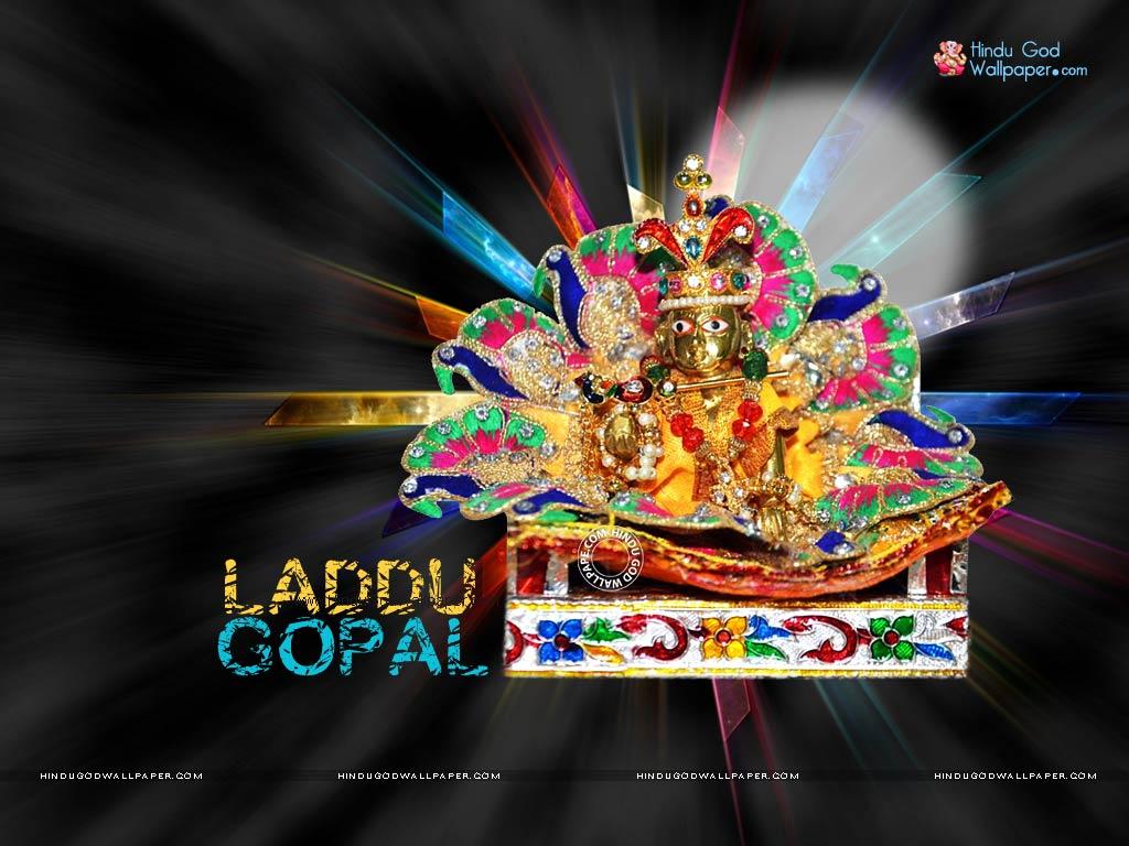 laddu gopal images