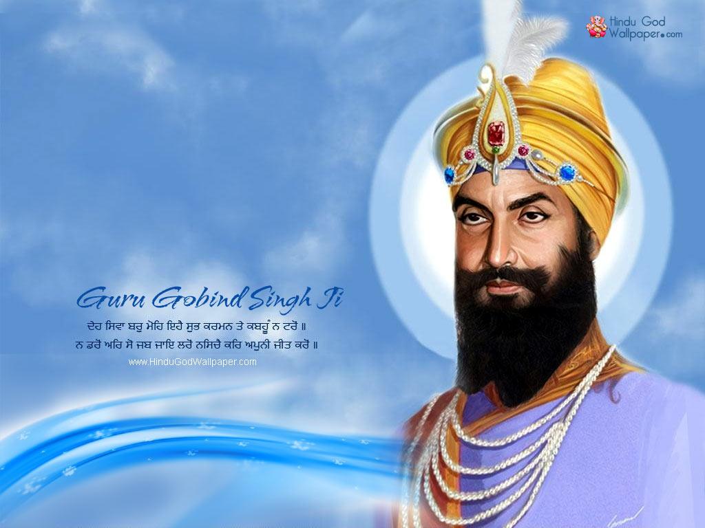 Sikh Guru Gobind Singh Ji Wallpapers Hd Images Free Download