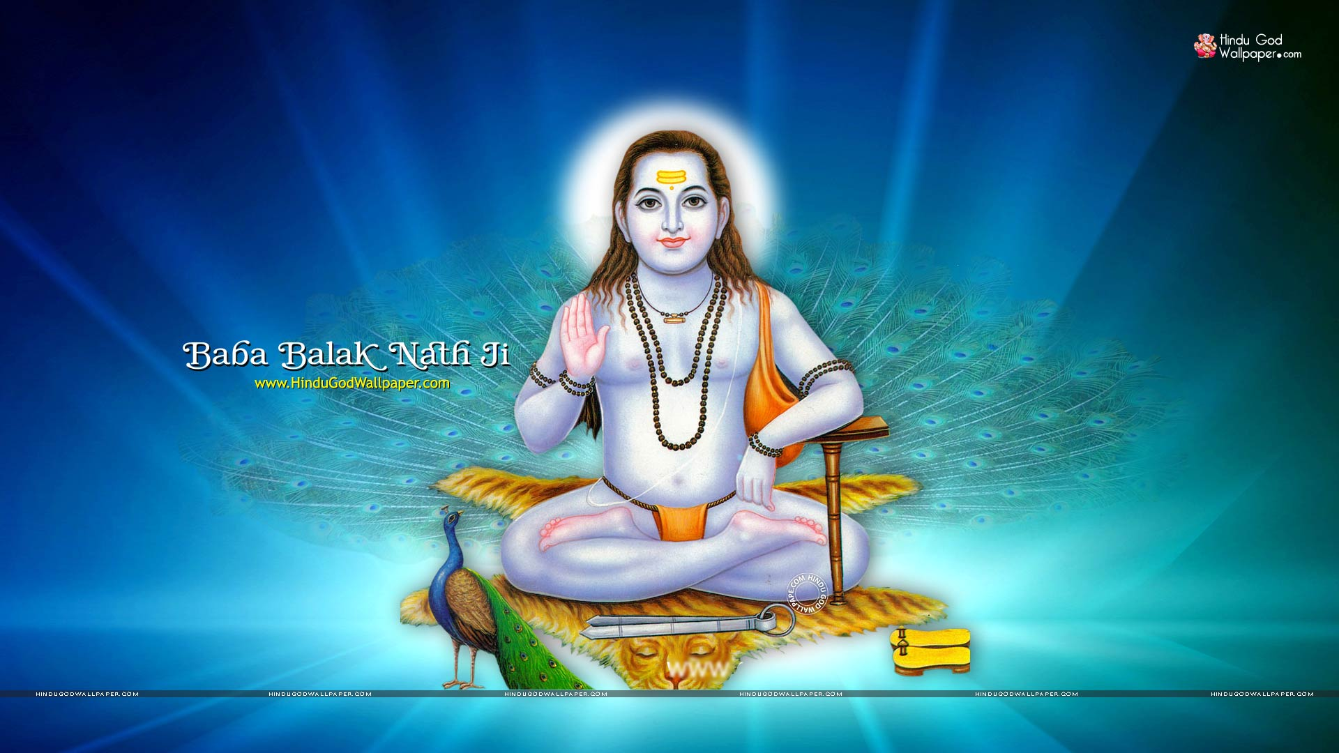 baba balak nath hd wallpaper