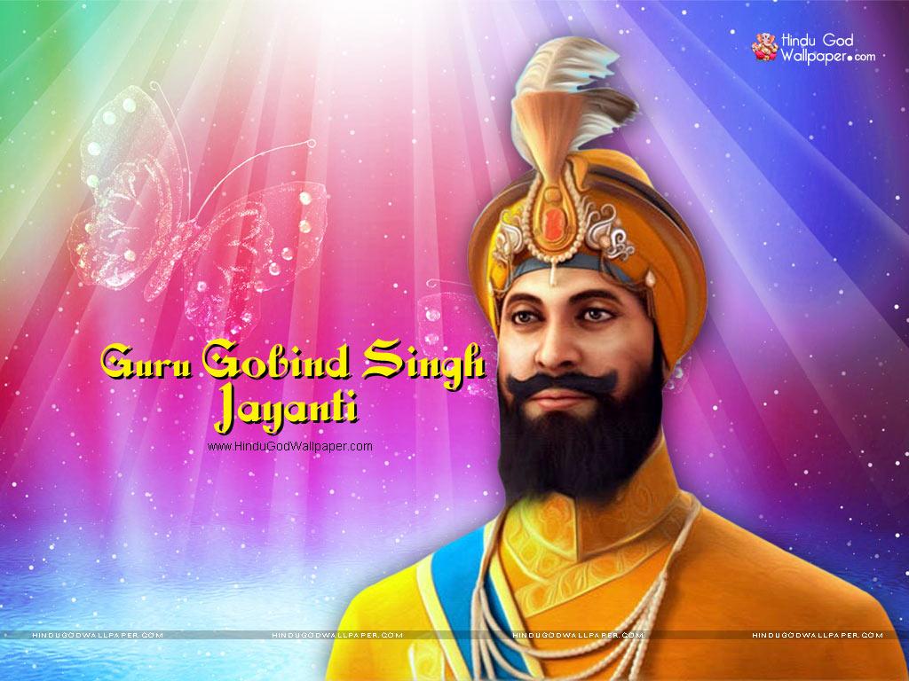 Guru Gobind Singh Jayanti 2017 Wallpapers Gurpurab Download