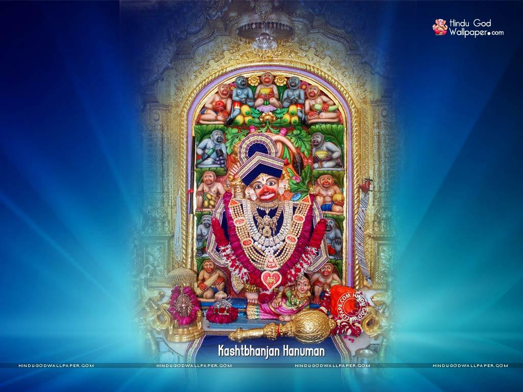 kashtbhanjan hanuman sarangpur