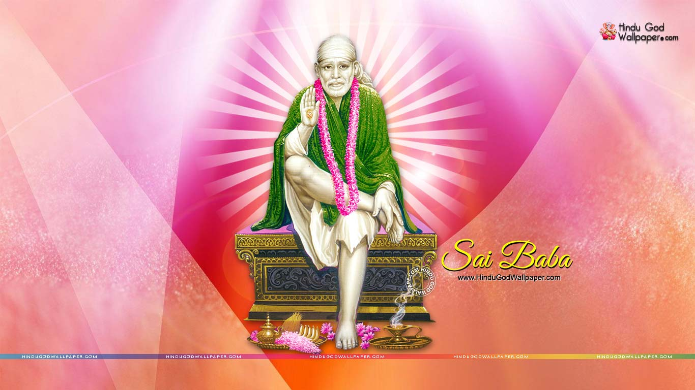Sai Baba Hd Wallpapers Full Size Photos Images Free Download