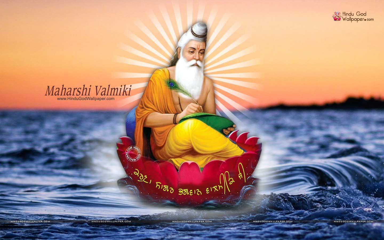 maharishi valmiki hd images