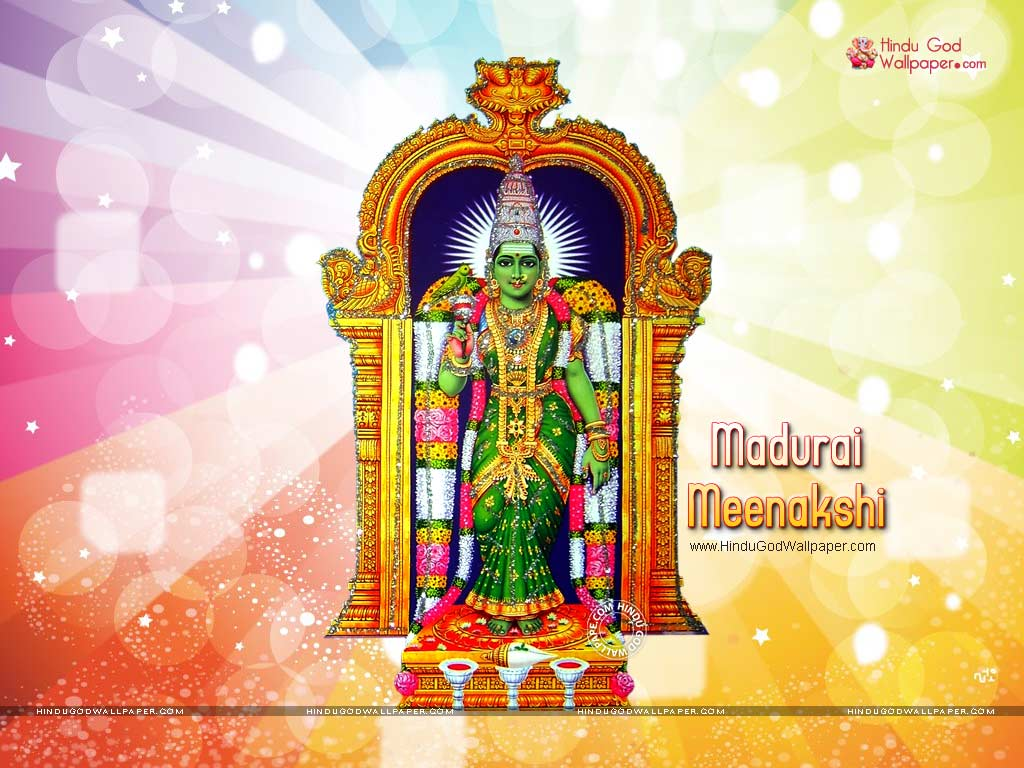 madurai meenakshi wallpapers