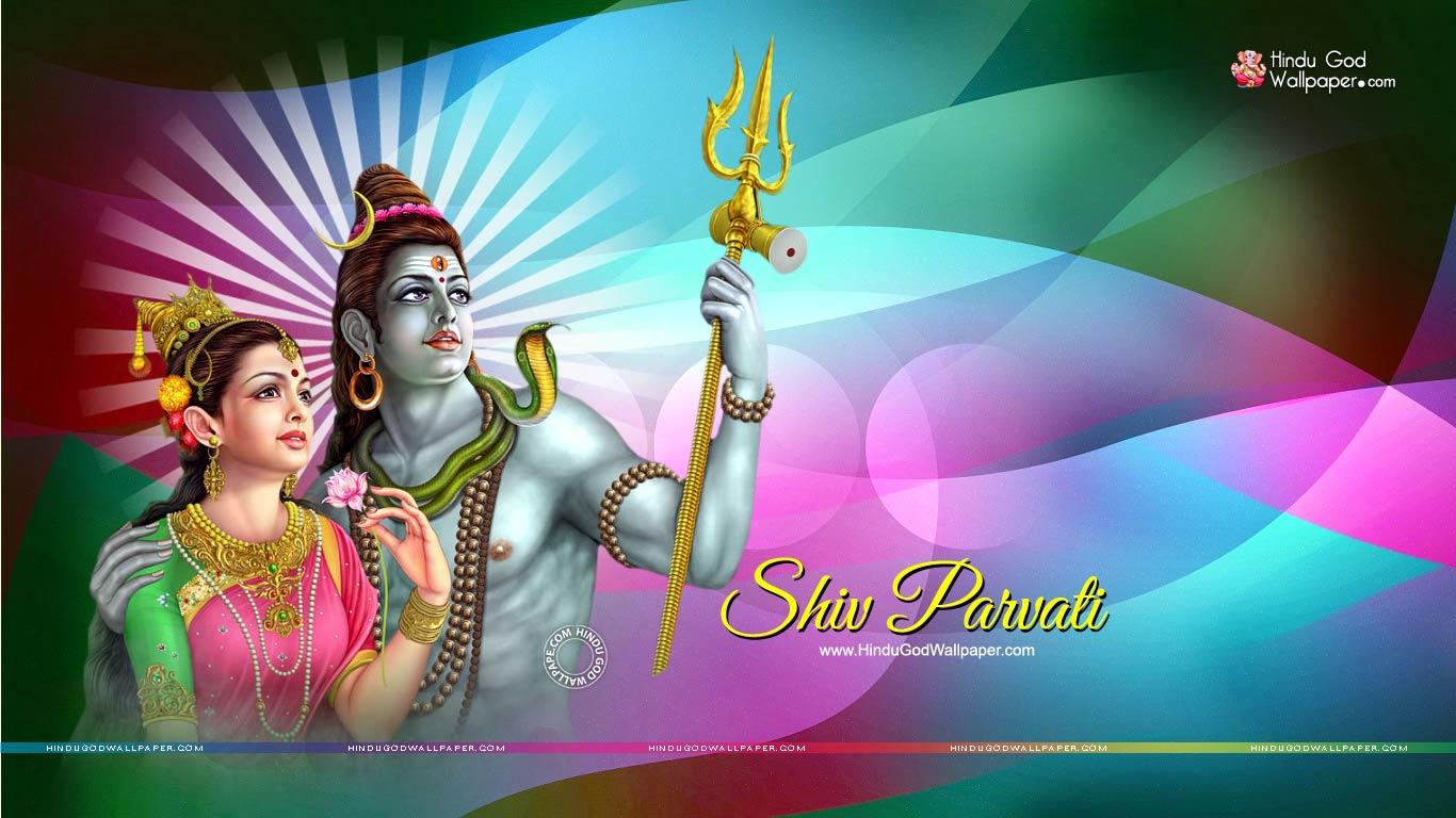 Goddess Shiva Parvati Wallpapers Hd Images Photos Download