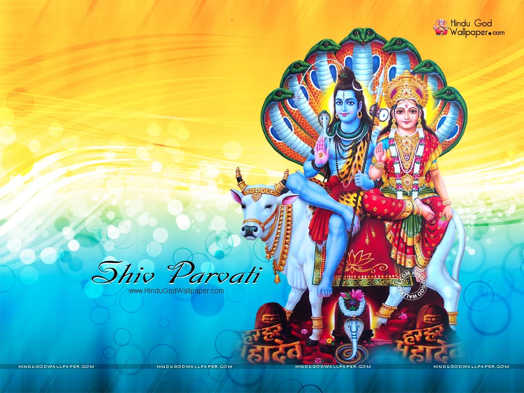 lord shiva parvati wallpapers