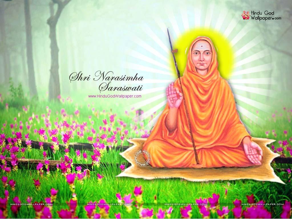 shri narasimha saraswati wallpapers