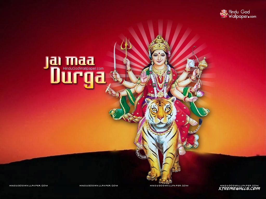 jai maa durga wallpaper