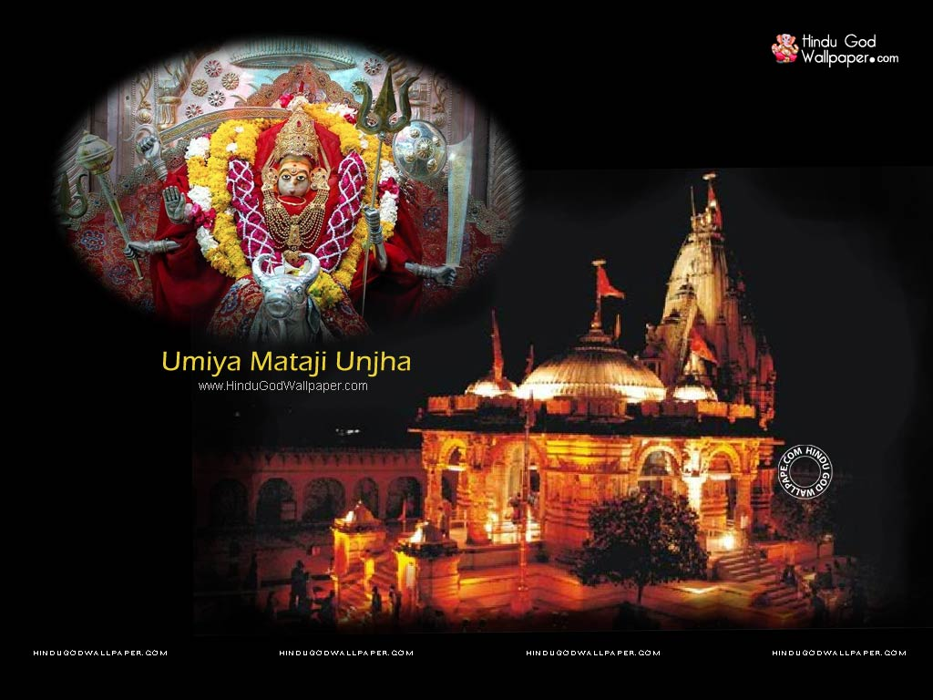 umiya mataji unjha wallpapers