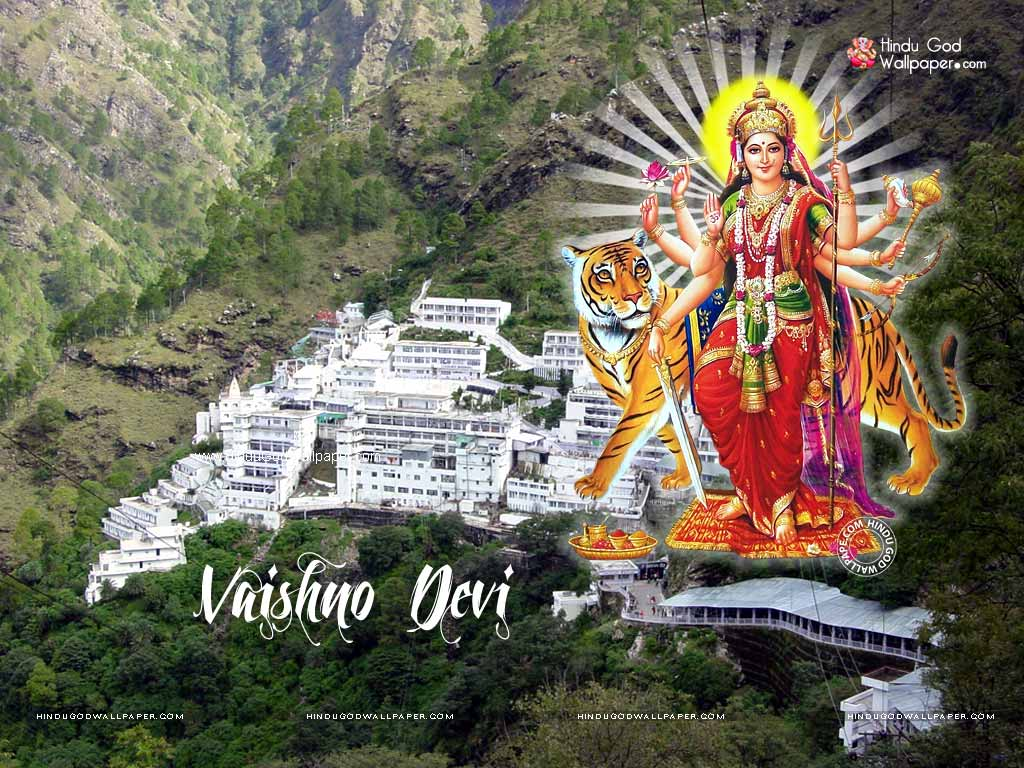 mata vaishno devi shrine board wallpapers