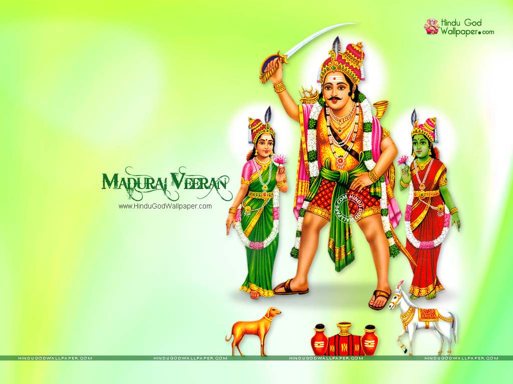 madurai veeran wallpaper