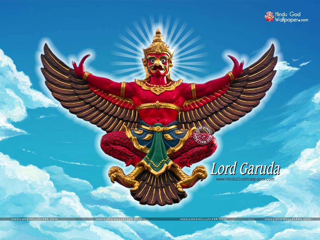 lord garuda wallpapers