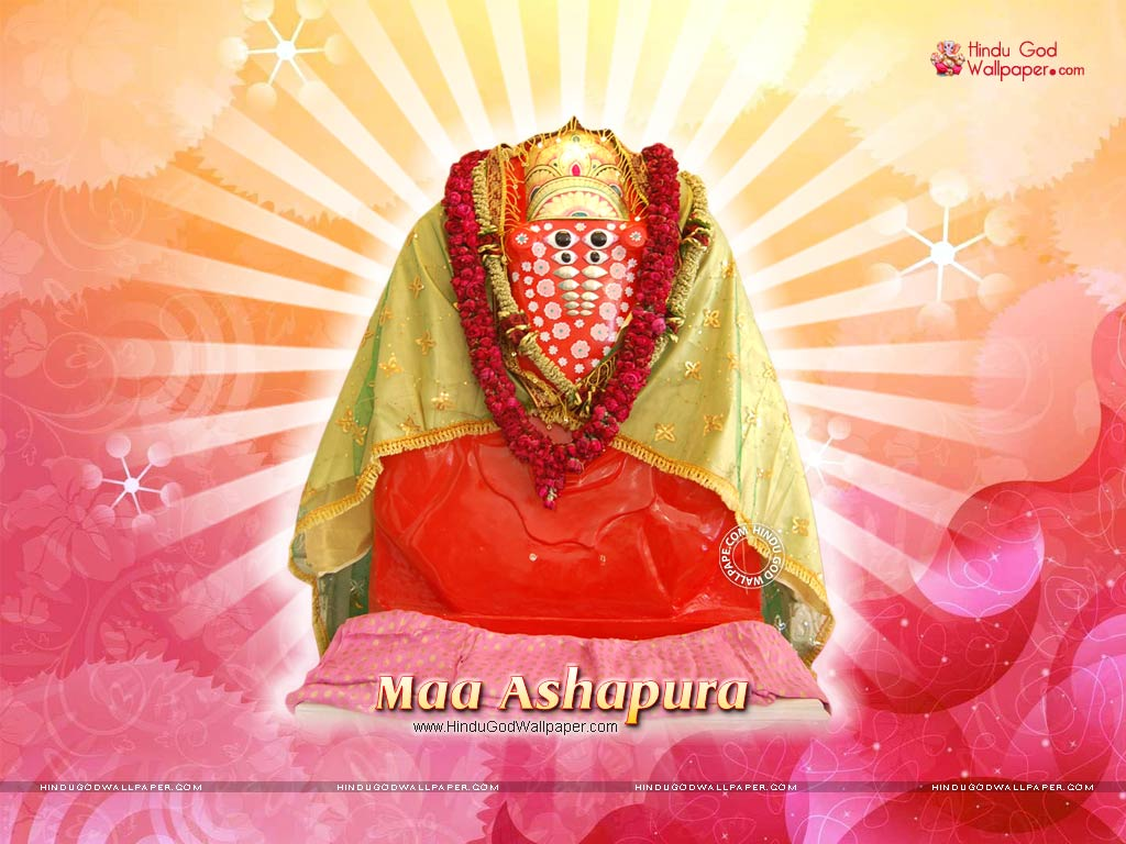 maa ashapura wallpaper