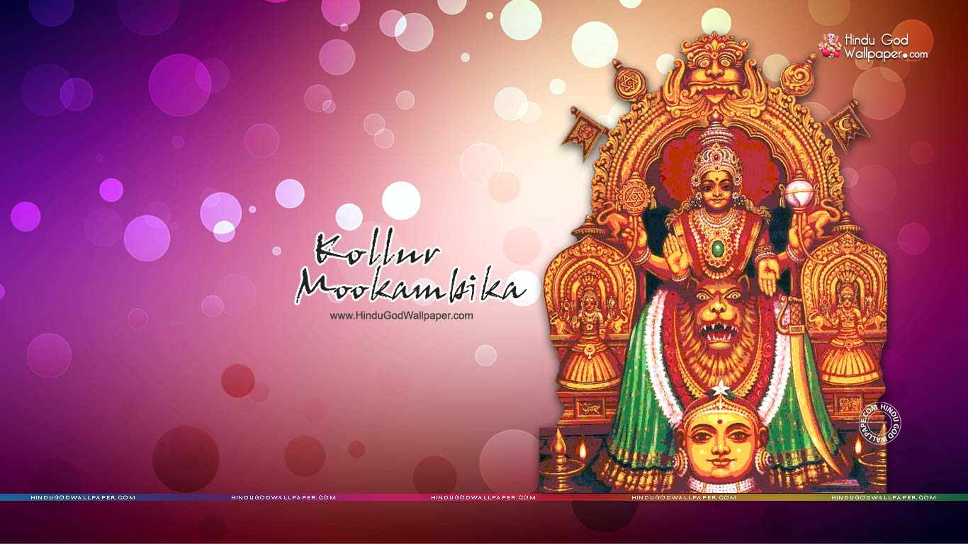 kollur mookambika hd wallpaper