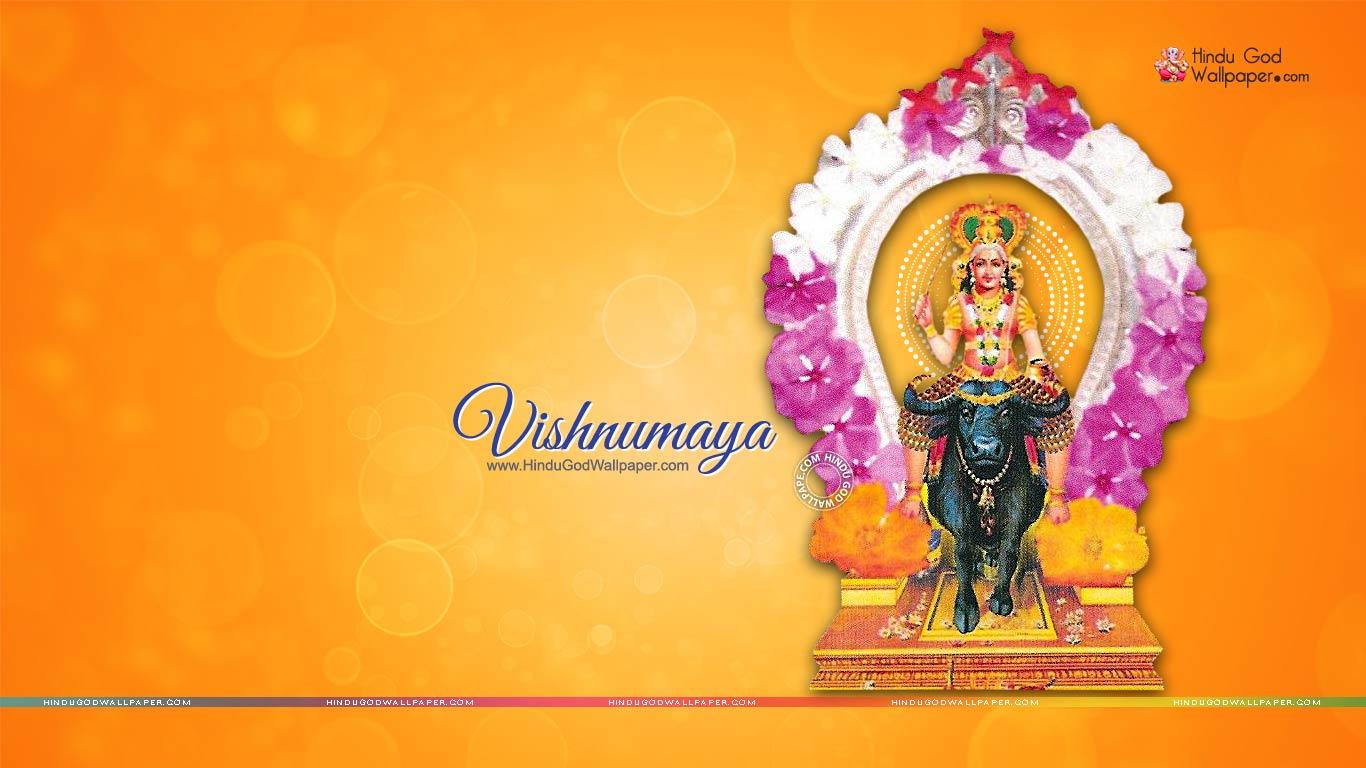 vishnumaya hd wallpaper