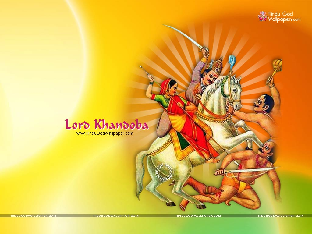 lord khandoba wallpaper