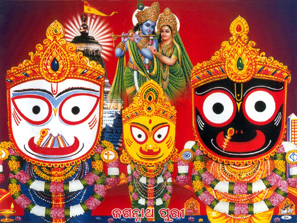 Beautiful Lord Jagannath Wallpapers Jagannath Backgrounds