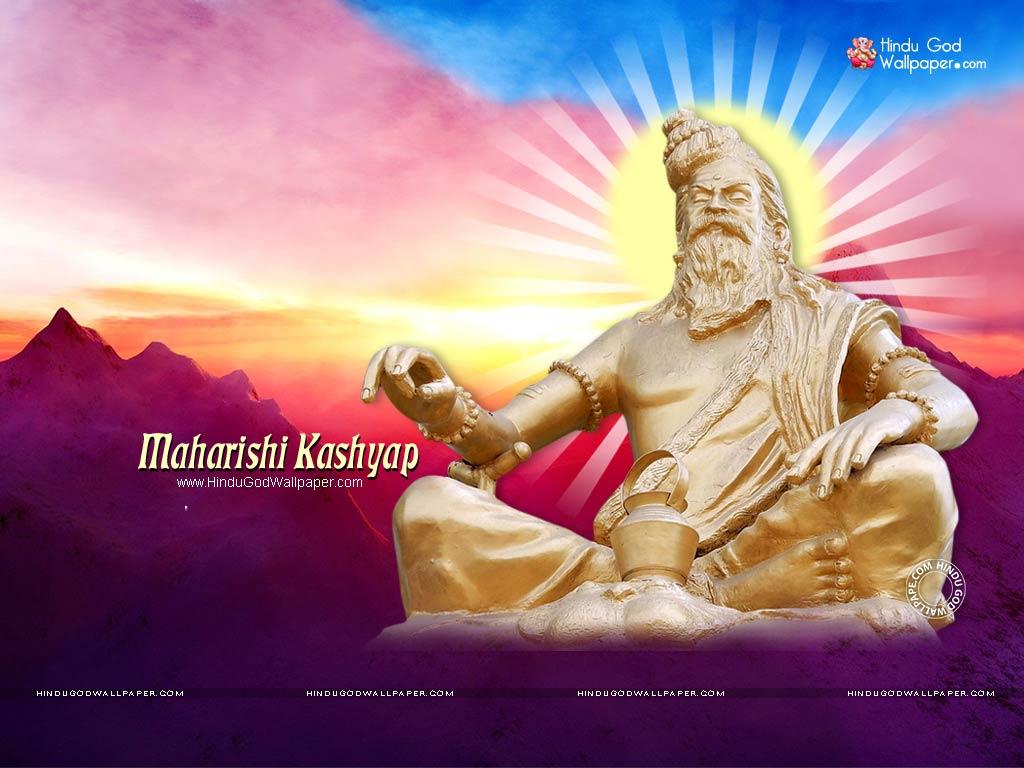 maharishi kashyap wallpaper