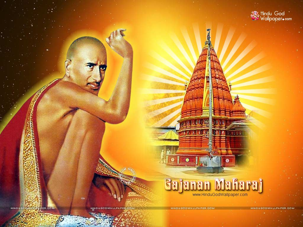 gajanan maharaj wallpapers