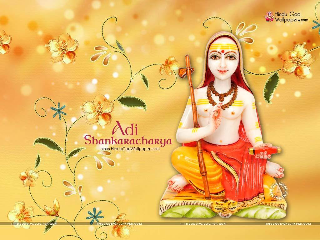 adi shankaracharya wallpapers