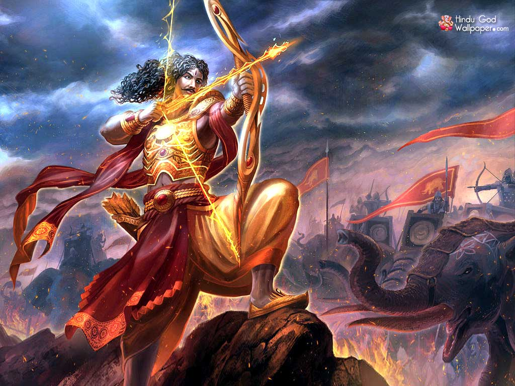The mahabharata by vyasa: the epic of ancient india condensed into.