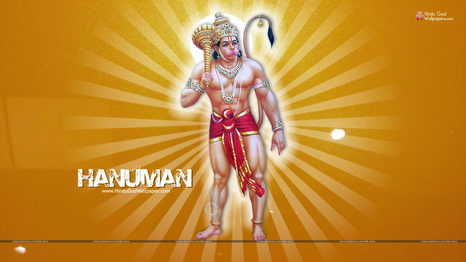 1080p Hanuman Bodybuilding Hd Wallpaper Full Size Download