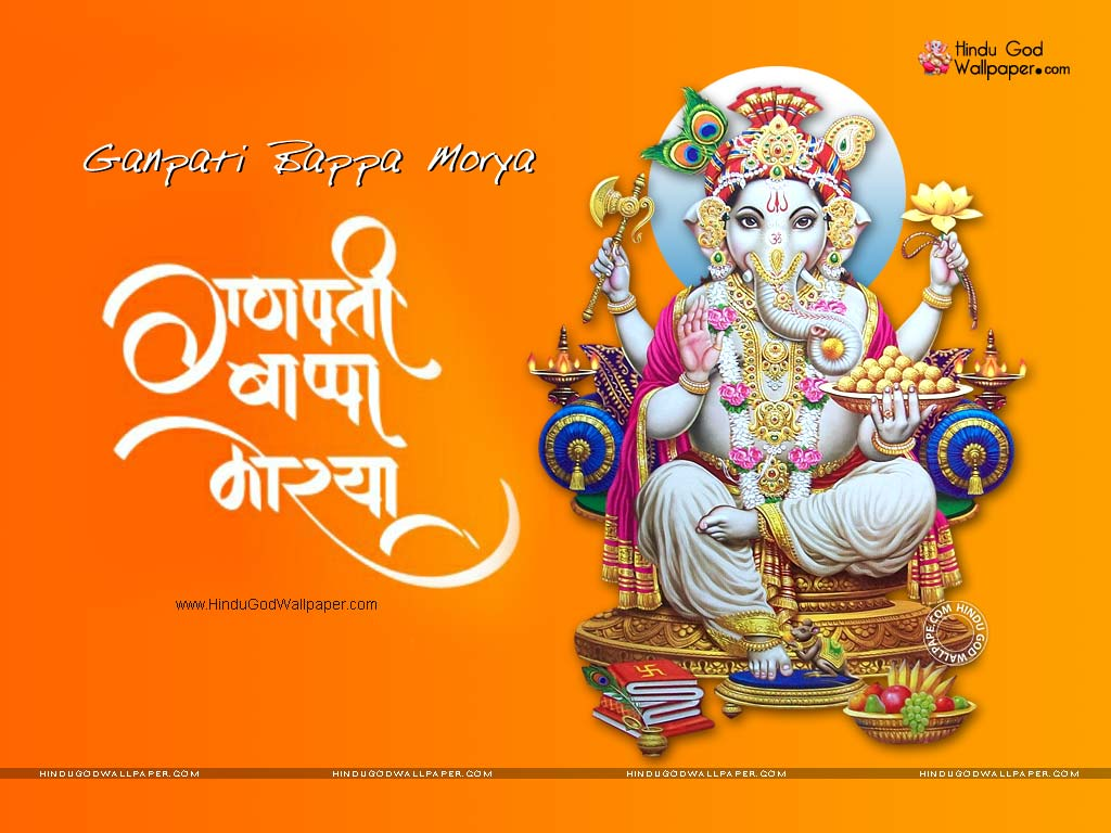 ganpati bappa morya wallpapers