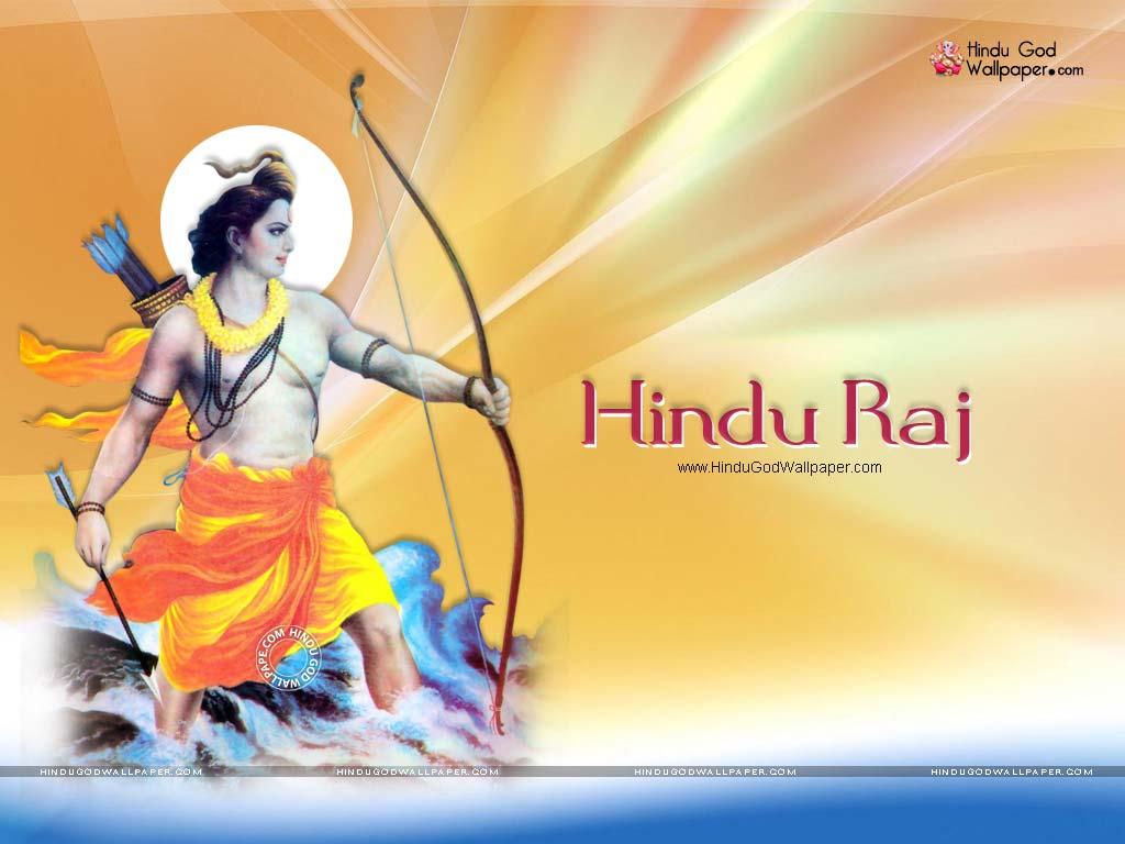 hindu raj wallpaper