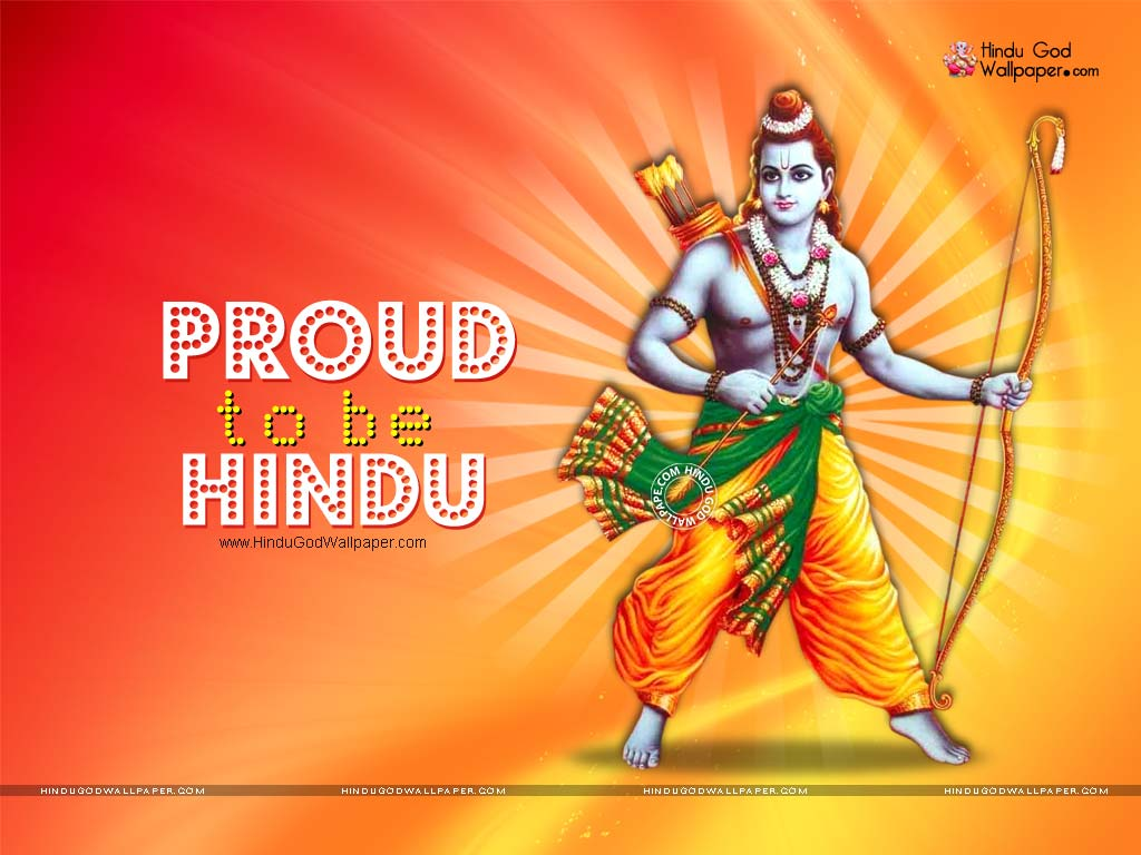 proud to be hindu wallpaper