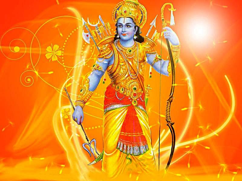 Jai Shri Ram Wallpaper Free Download