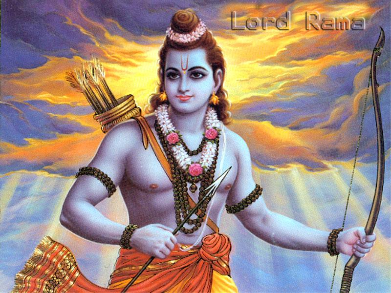 God Shri Ram Wallpaper Free Download