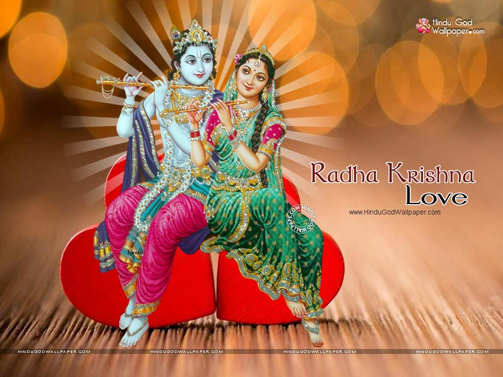 radha krishna wallpaper