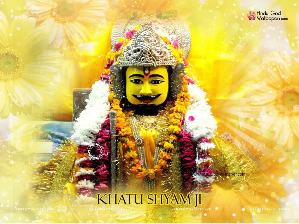 khatu shyam ji wallpaper