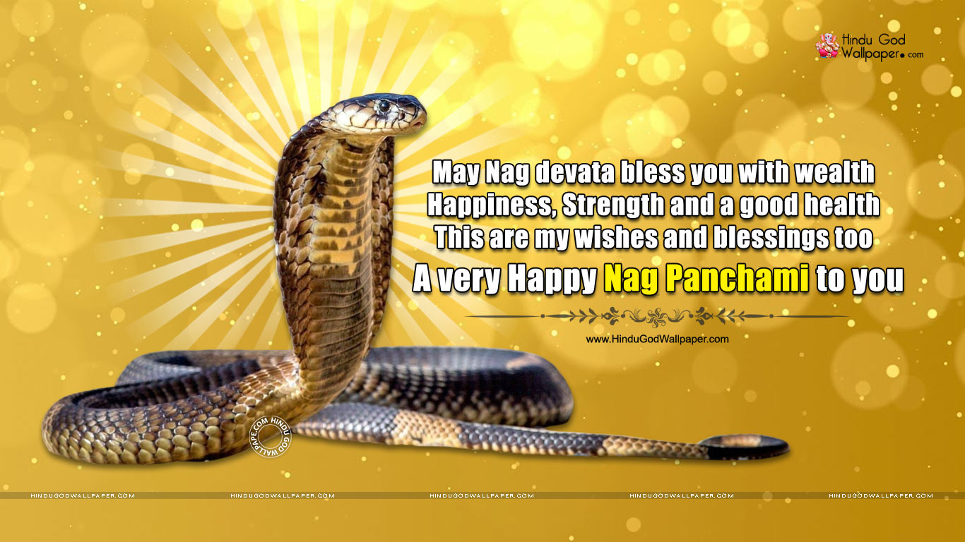 Happy Nag Panchami Wallpapers, Images HD Photos Free Download