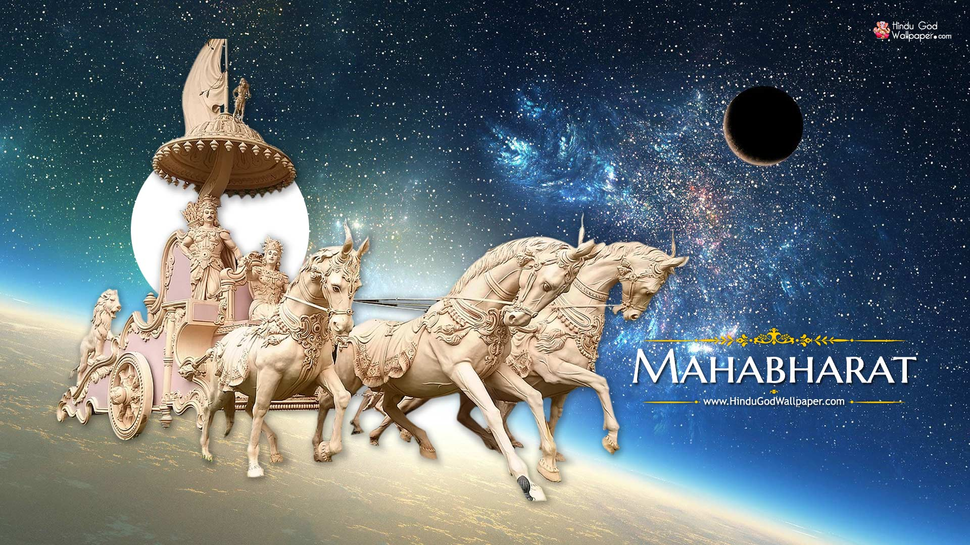 3812 mahabharat full hd wallpaper