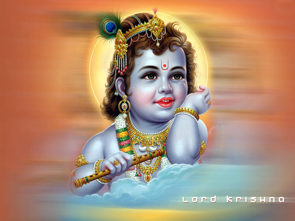 Free Download God Krishna