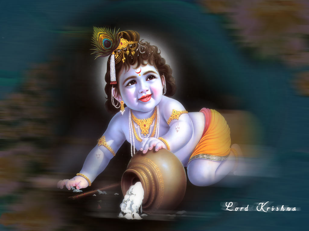 Krishna HD Wallpapers for Free Download