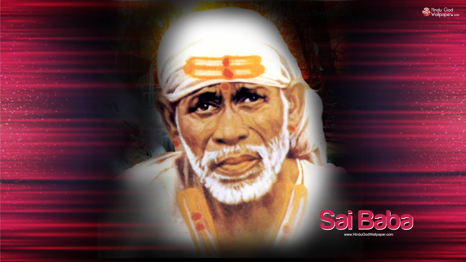 sai baba high resolution wallpapers gallery