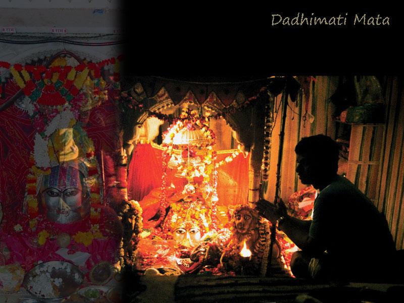 dadhimat mata wallpaper
