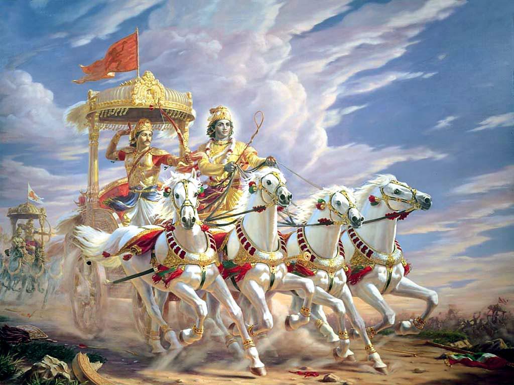 Arjun Mahabharat Wallpaper