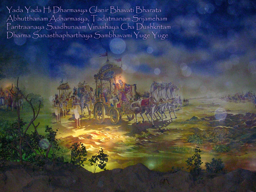 Mahabharat HD Wallpaper