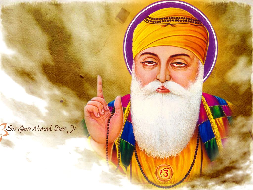 Baba guru nanak dev ji wallpaper free download.