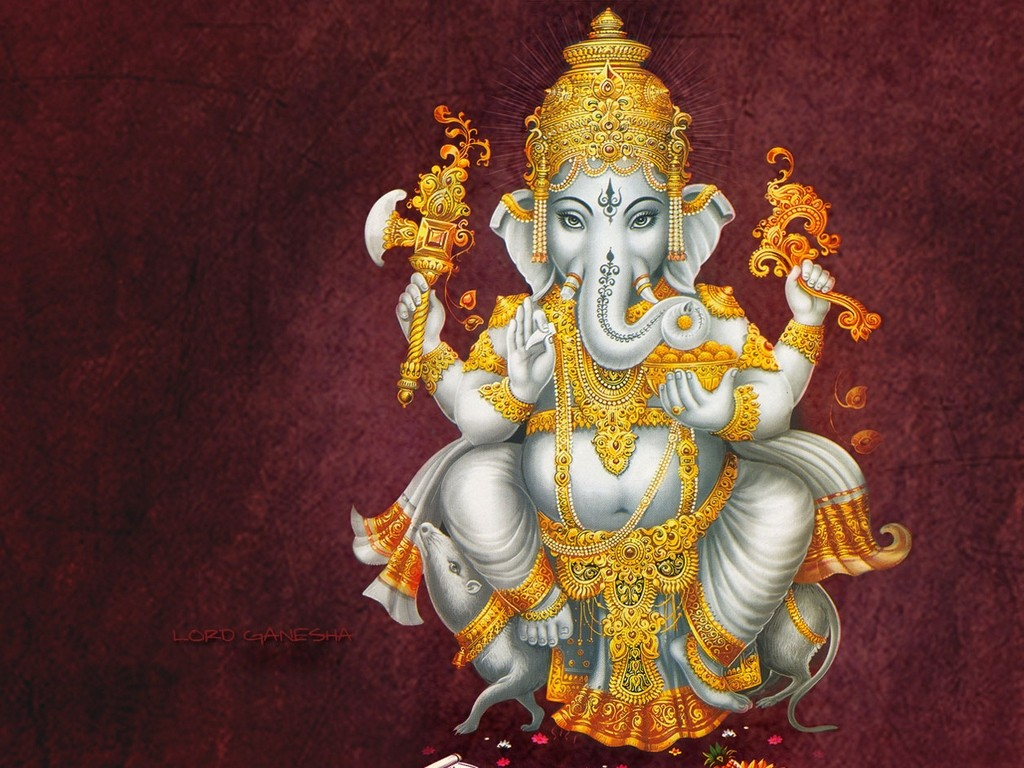 Free Download Shri Ganeshji Wallpapers