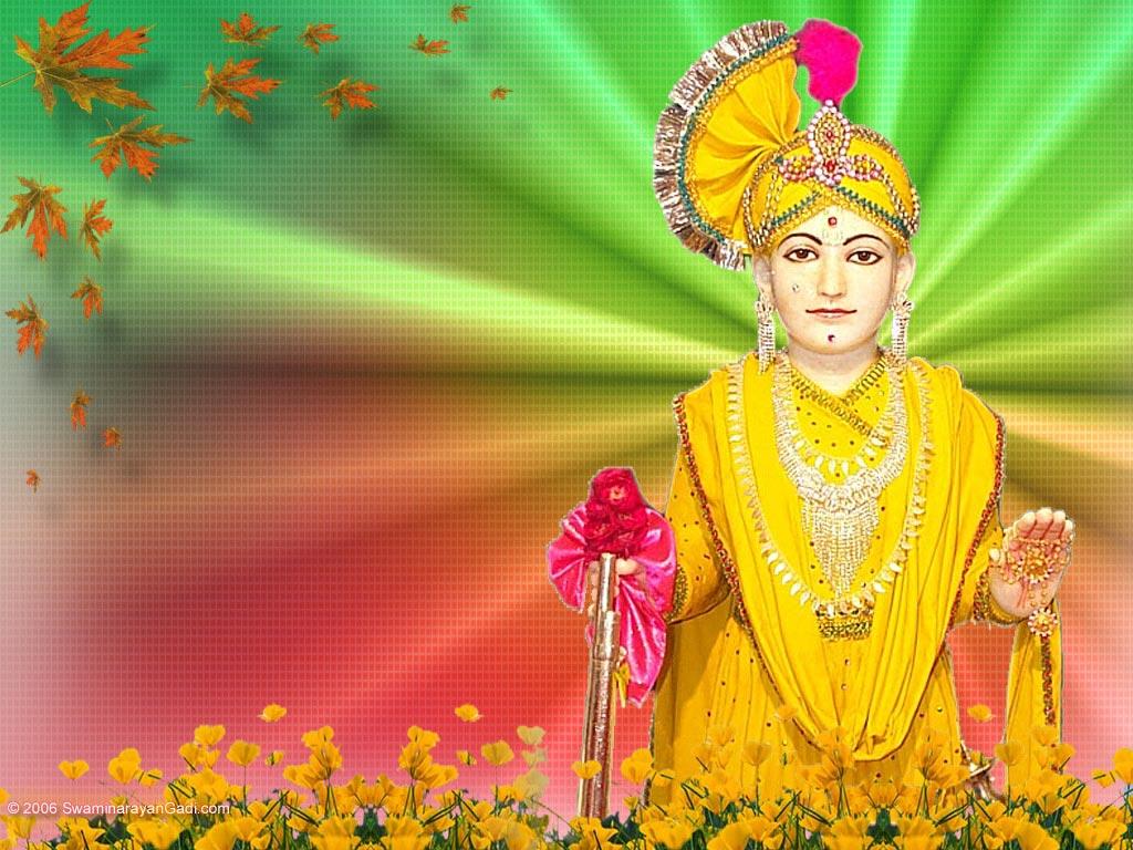 Free Download Lord Swaminarayan Wallpapers