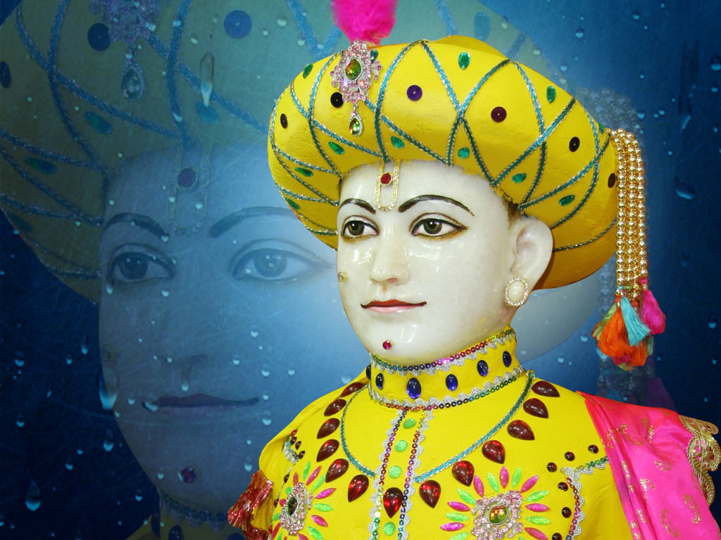 FREE Download Swaminarayan Wallpapers